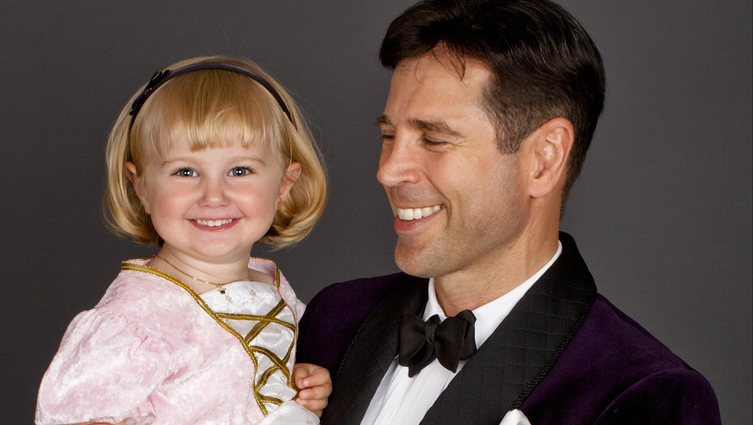 Min dotter Lovisa Gyllensporre 3 år