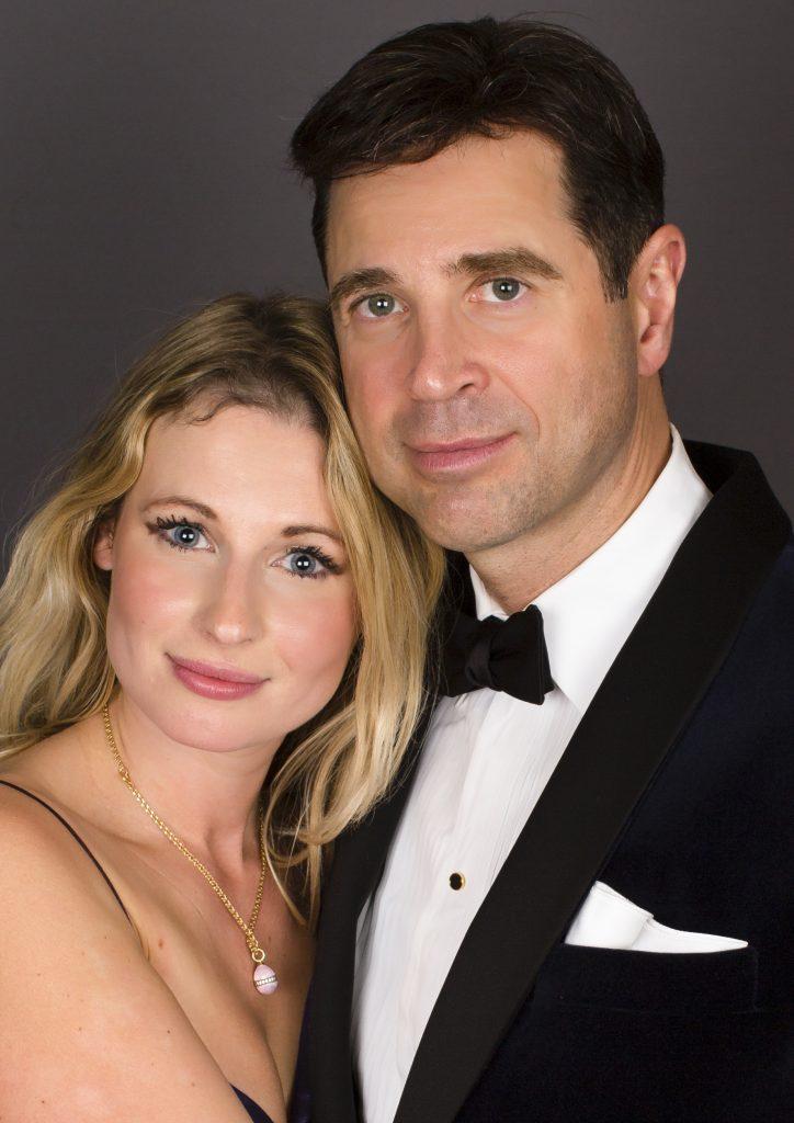 Jag och min fru Sara Gyllensporre